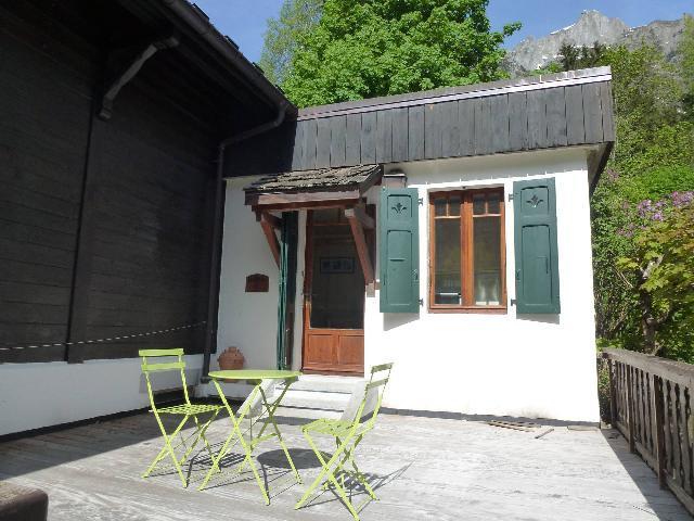 Location au ski Studio 2 personnes (Cerise) - Chalet Maya - Chamonix