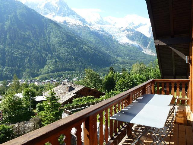 Location au ski Appartement 3 pièces cabine mezzanine 8 personnes - Chalet Maya - Chamonix
