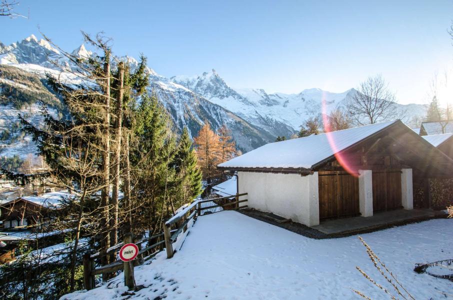 Location au ski Chalet Mona - Chamonix
