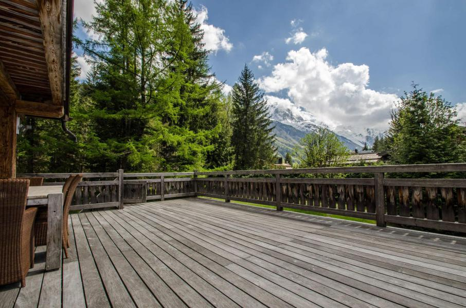 Location au ski Chalet Peyrlaz - Chamonix - Appartement