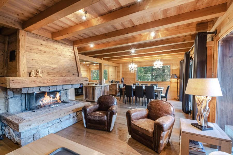 Location au ski Chalet 6 pièces 10 personnes - Chalet Peyrlaz - Chamonix