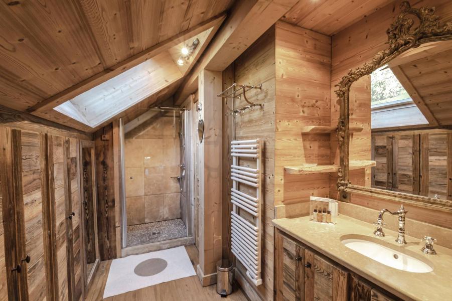 Location au ski Chalet 7 pièces 12 personnes - Chalet Peyrlaz - Chamonix - Appartement