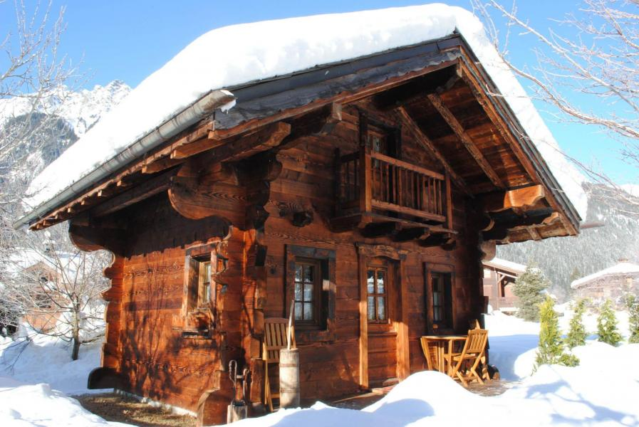 Location au ski Chalet Sepia - Chamonix