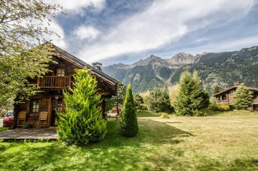 Location au ski Chalet Sépia - Chamonix