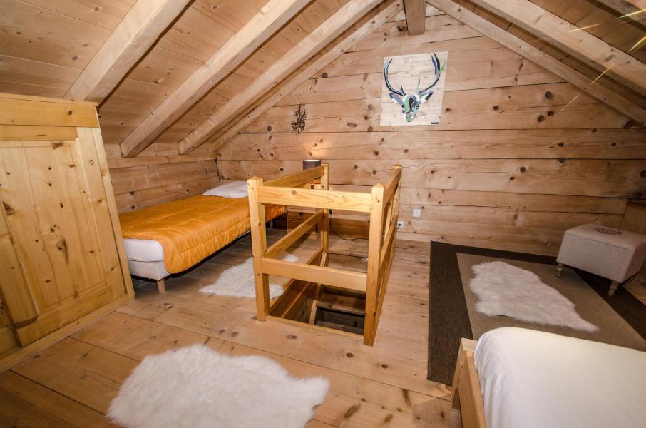 Location au ski Appartement duplex 2 pièces 3 personnes - Chalet Sepia - Chamonix - Chambre