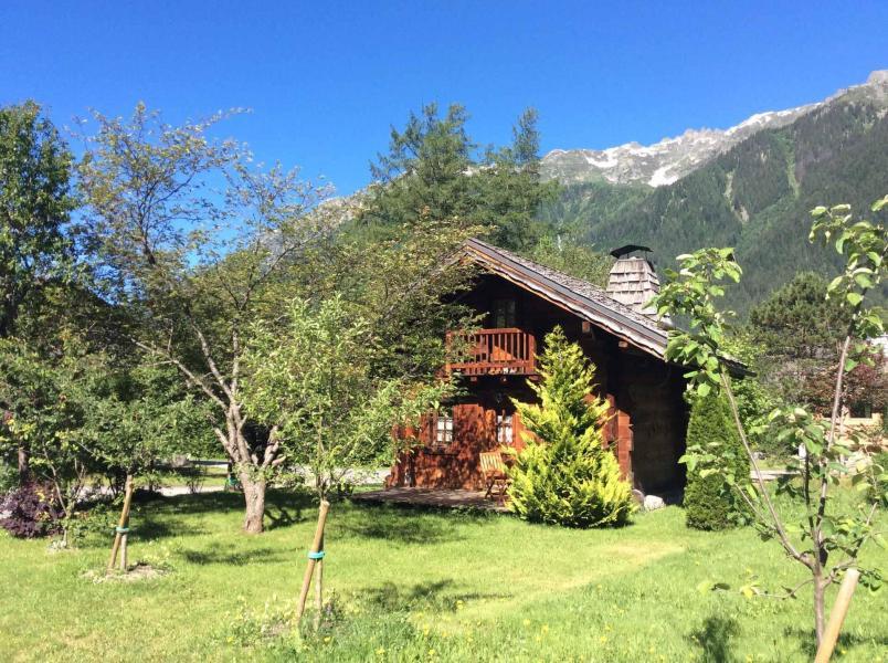 Location au ski Appartement duplex 2 pièces 3 personnes - Chalet Sepia - Chamonix - Cuisine