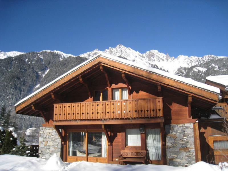 Location au ski Chalet Serac - Chamonix