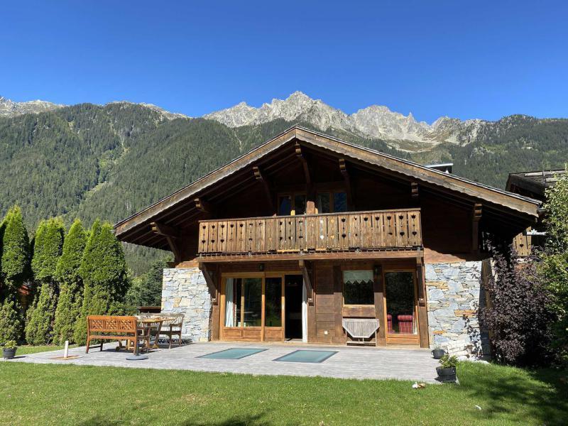 Location au ski Chalet Sérac - Chamonix