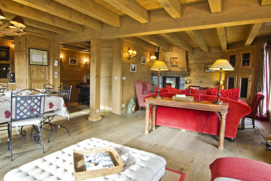 Location au ski Chalet 5 pièces 6 personnes - Chalet Sérac - Chamonix - Appartement