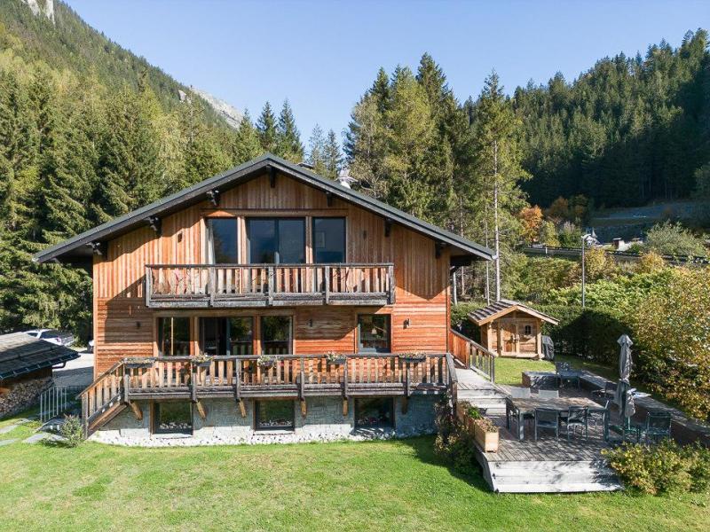 Location au ski Chalet Sixtine - Chamonix