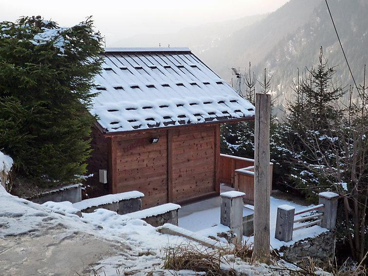 Holiday in mountain resort 2 room chalet 6 people (1) - Evasion - Chamonix - Winter outside