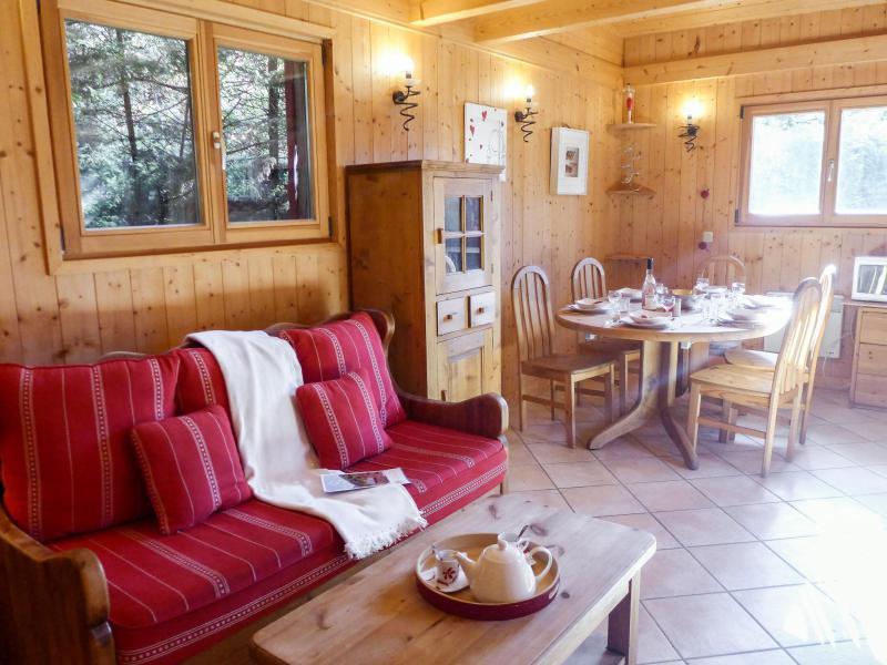 Location au ski Chalet 2 pièces 6 personnes (1) - Evasion - Chamonix