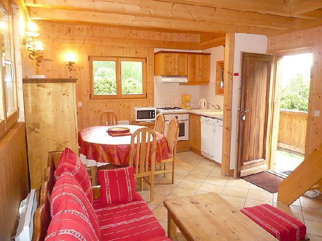 Location au ski Chalet 2 pièces 6 personnes (1) - Evasion - Chamonix - Appartement
