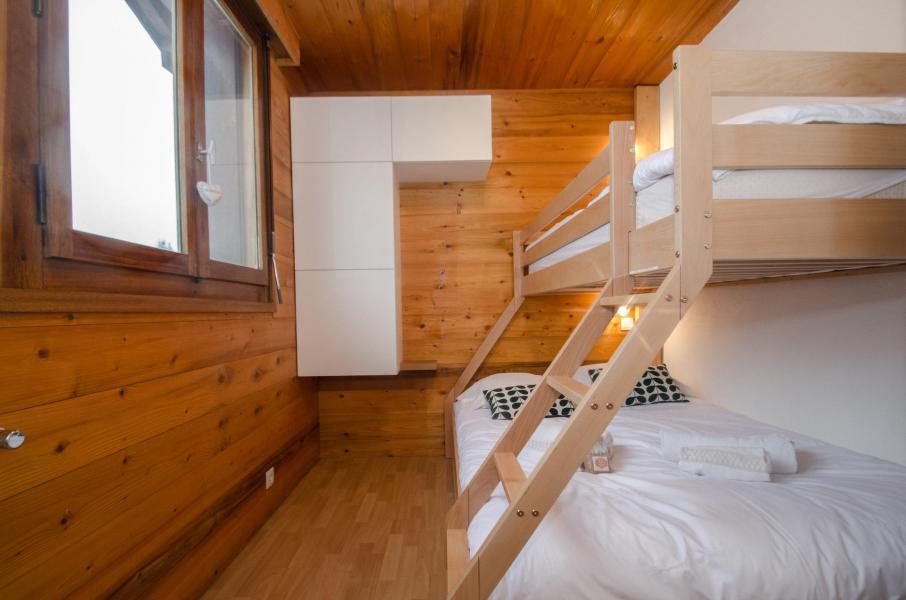 Rent in ski resort 2 room apartment 4 people (FEDORA) - Flegere et Golf - Chamonix - Bedroom