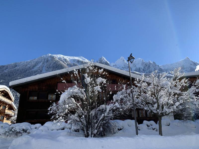 Rent in ski resort Flegere et Golf - Chamonix