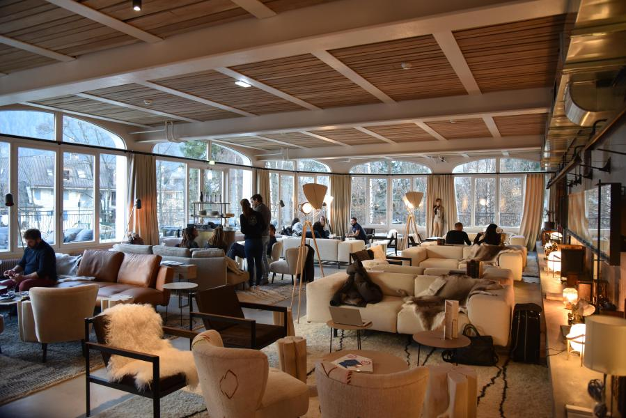Location au ski Folie Douce Hôtel - Chamonix - Intérieur