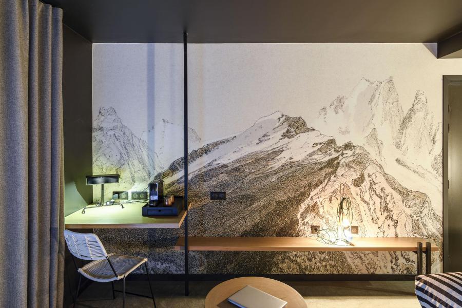Location au ski Folie Douce Hôtel - Chamonix - Bureau