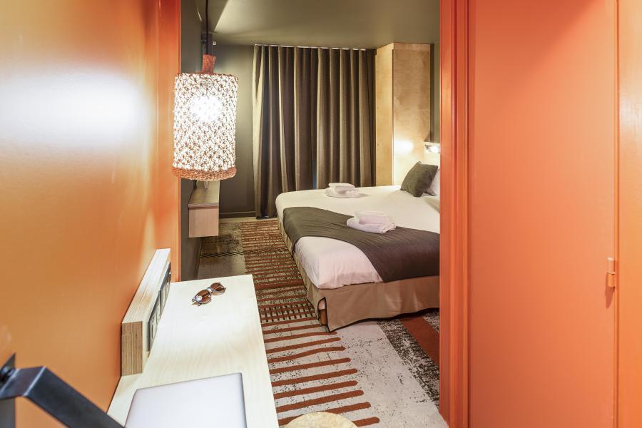 Location au ski Folie Douce Hôtel - Chamonix - Chambre