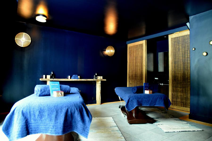 Location au ski Folie Douce Hôtel - Chamonix - Massage
