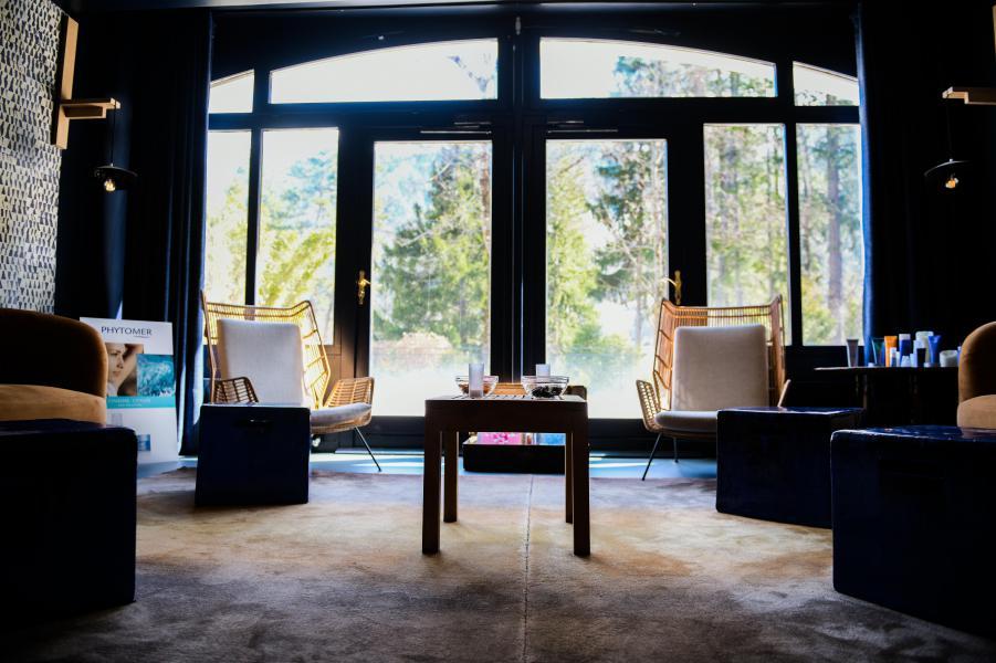 Location au ski Folie Douce Hôtel - Chamonix - Relaxation