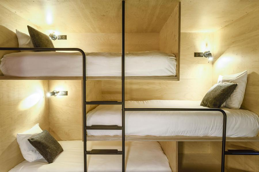 Skiverleih Folie Douce Hôtel - Chamonix - Stockbetten