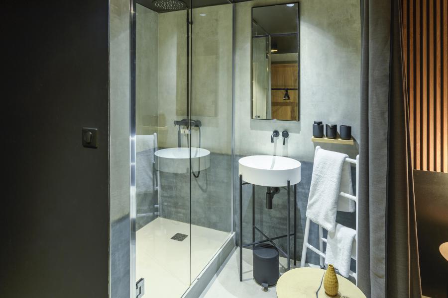 Skiverleih Folie Douce Hôtel - Chamonix - Waschräume