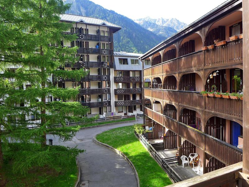 Аренда на лыжном курорте Апартаменты 2 комнат 4 чел. (10) - Jonquilles - Chamonix