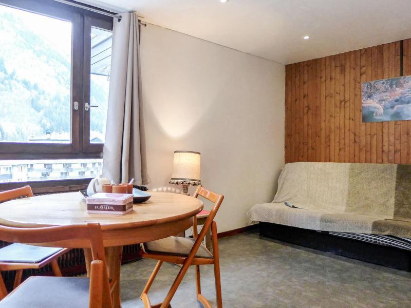 Location au ski Appartement 1 pièces 2 personnes (2) - L'Aiguille du Midi - Chamonix