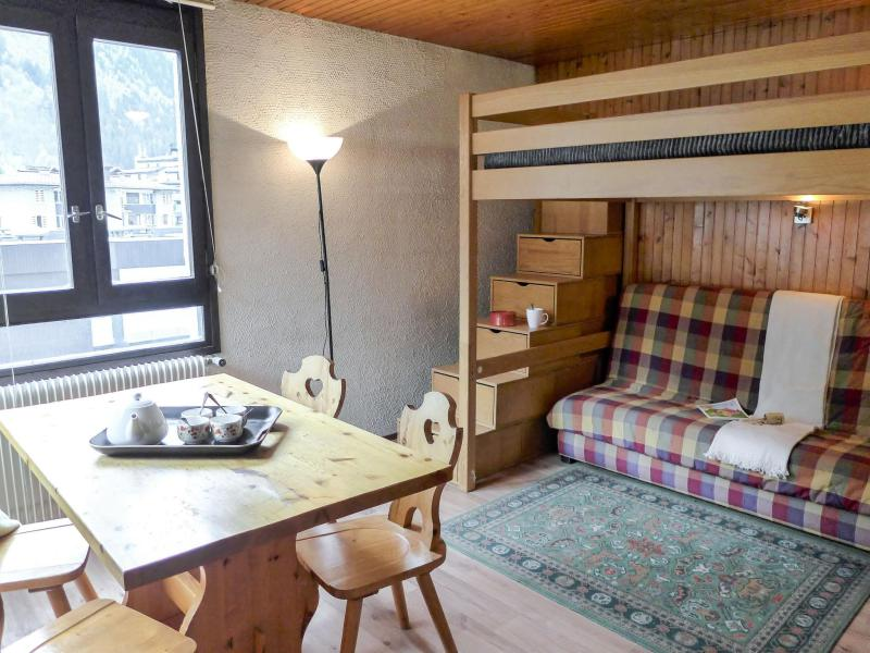 Location au ski Appartement 1 pièces 3 personnes (7) - L'Aiguille du Midi - Chamonix