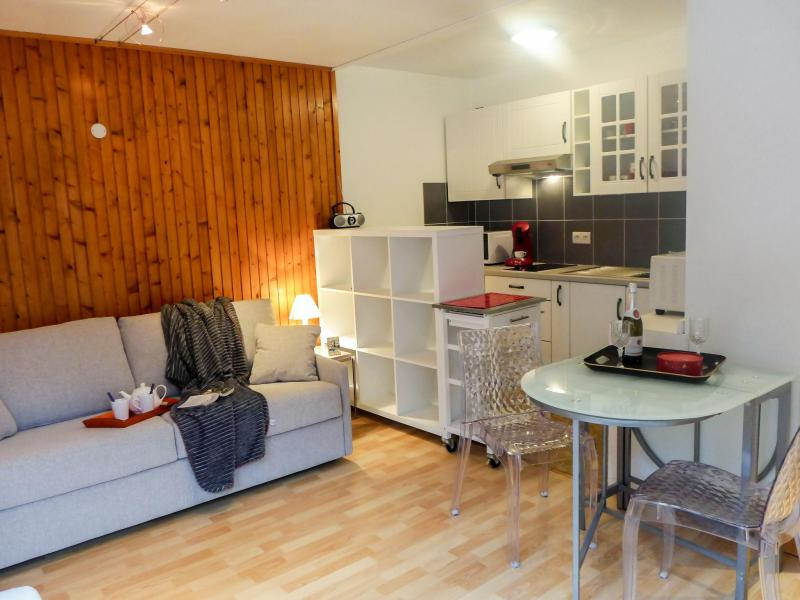 Location au ski Appartement 1 pièces 2 personnes (8) - L'Aiguille du Midi - Chamonix