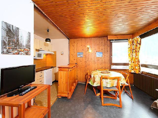 Location au ski Appartement 1 pièces 2 personnes (2) - L'Aiguille du Midi - Chamonix - Appartement