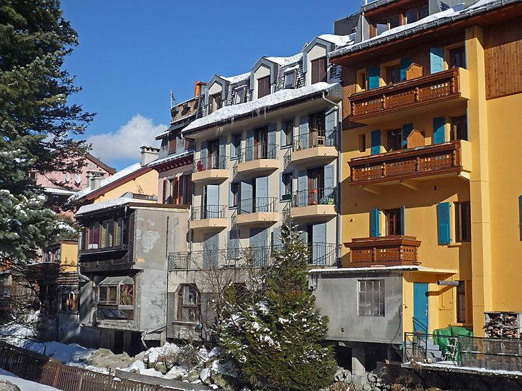 Holiday in mountain resort 1 room apartment 4 people (1) - L'Armancette - Chamonix - Winter outside