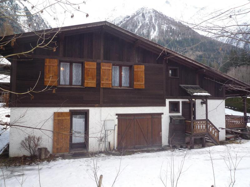 Holiday in mountain resort 6 room chalet 12 people (1) - L'Piri - Chamonix - Winter outside