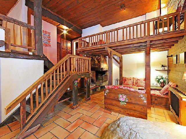 Аренда на лыжном курорте Шале 6 комнат 12 чел. (1) - L'Piri - Chamonix - апартаменты