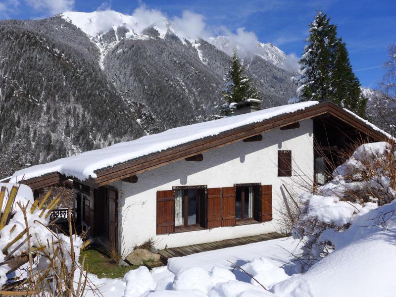 Аренда на лыжном курорте Шале 6 комнат 12 чел. (1) - L'Piri - Chamonix