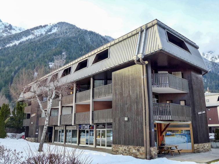 Holiday in mountain resort Lachenal - Chamonix - Winter outside