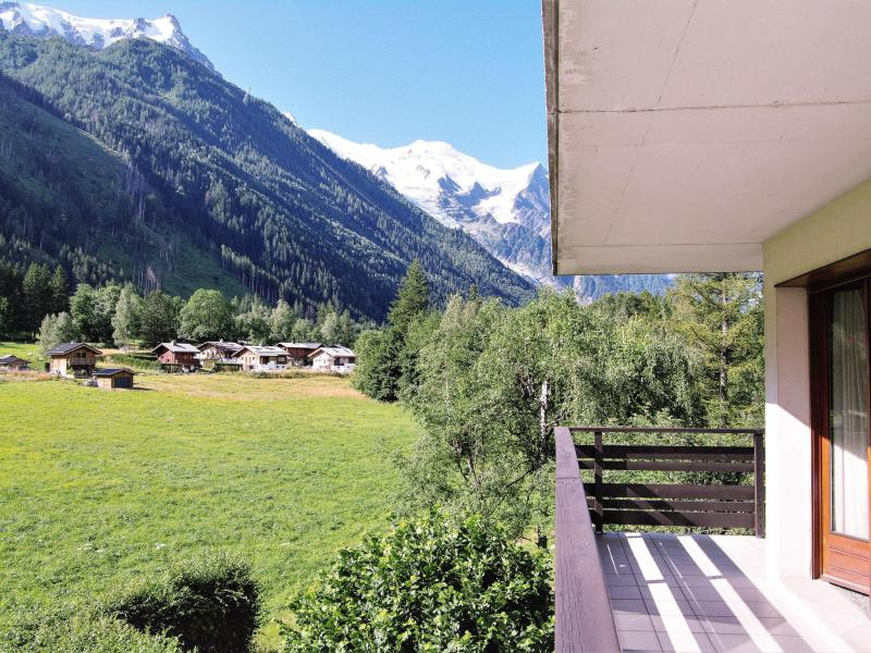Location au ski Appartement 3 pièces 4 personnes (1) - Le Bois du Bouchet - Chamonix - Appartement