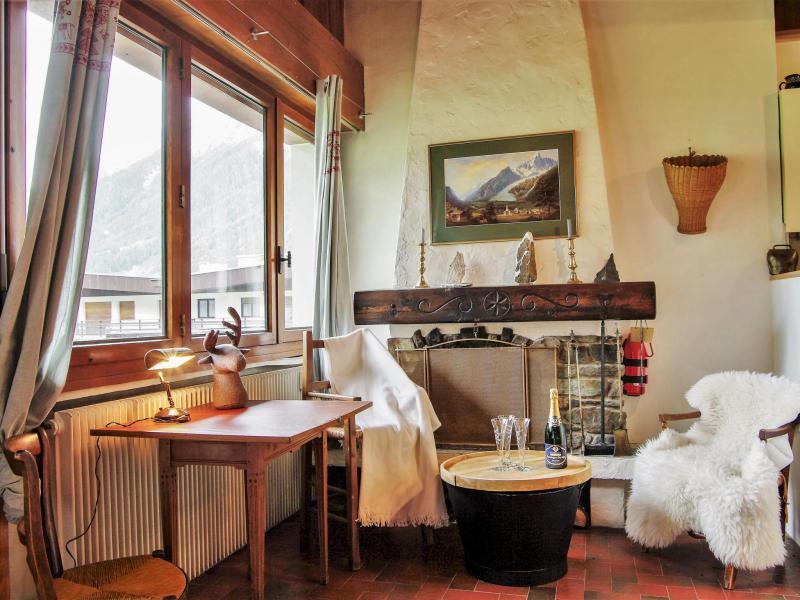 Location au ski Appartement 3 pièces 4 personnes (7) - Le Bois du Bouchet - Chamonix - Appartement