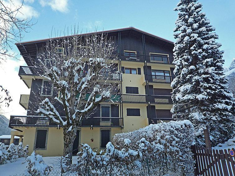 Holiday in mountain resort 4 room apartment 6 people (1) - Le Chalet des Fleurs - Chamonix - Winter outside