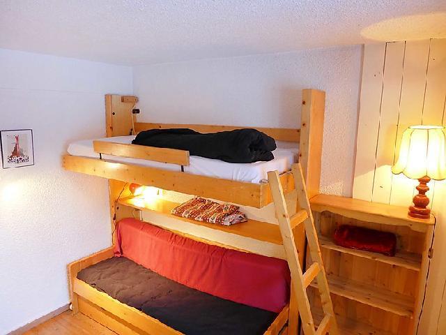 Rent in ski resort 1 room apartment 2 people (1) - Le Choucas - Chamonix - Apartment
