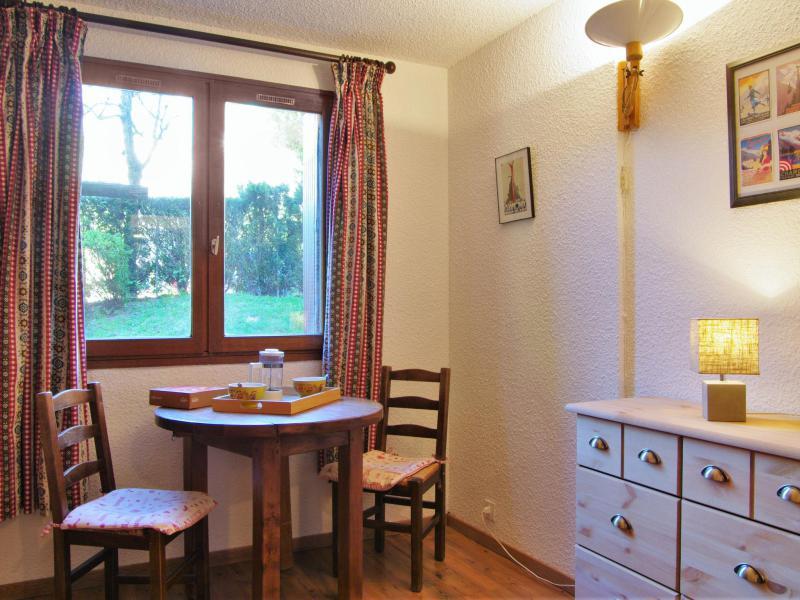Rent in ski resort 1 room apartment 2 people (1) - Le Choucas - Chamonix