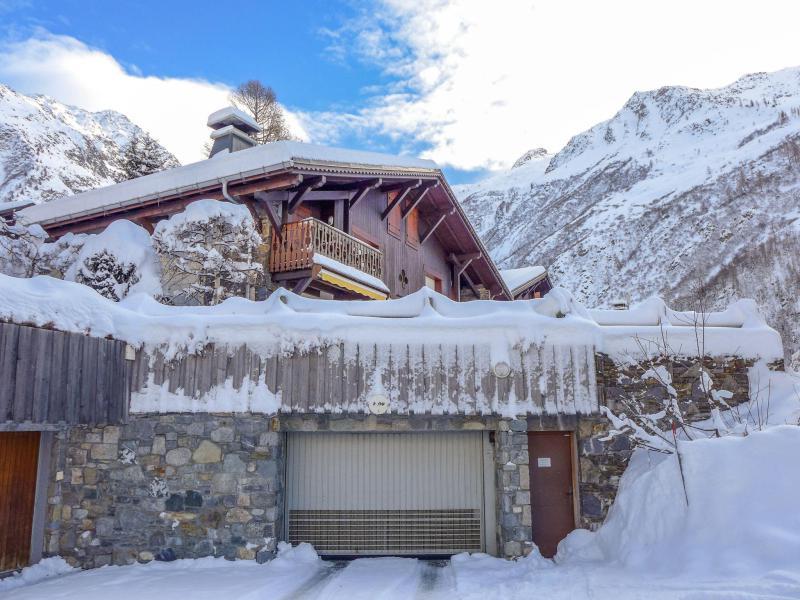 Wakacje w górach Apartament 3 pokojowy 5 osób (1) - Le Plan des Reines - Chamonix - Zima na zewnątrz