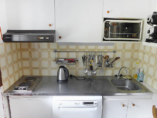 Rent in ski resort 1 room apartment 4 people (14) - Les Chalets de Champraz - Chamonix - Apartment