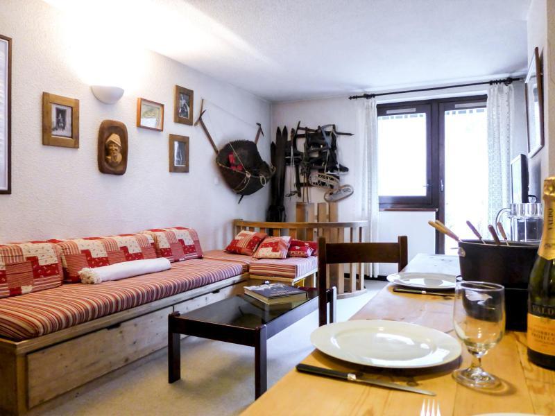 Rent in ski resort 4 room apartment 8 people (7) - Les Chalets de Champraz - Chamonix - Apartment