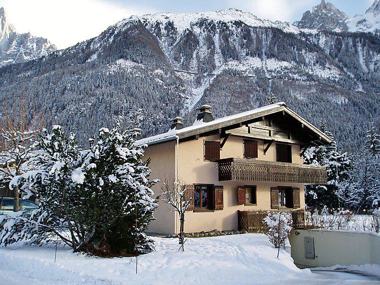 Holiday in mountain resort 4 room apartment 6 people (1) - Les Liarets - Chamonix - Winter outside