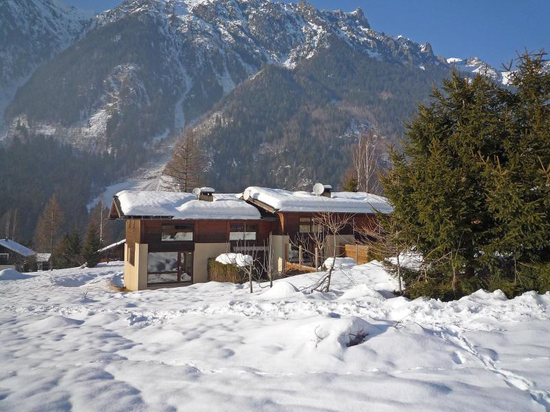Holiday in mountain resort 3 room apartment 4 people (2) - Les Pelarnys - Chamonix - Winter outside