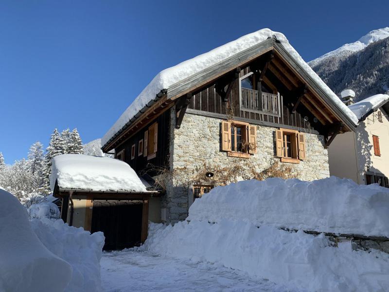 Аренда на лыжном курорте Maison Alpie - Chamonix