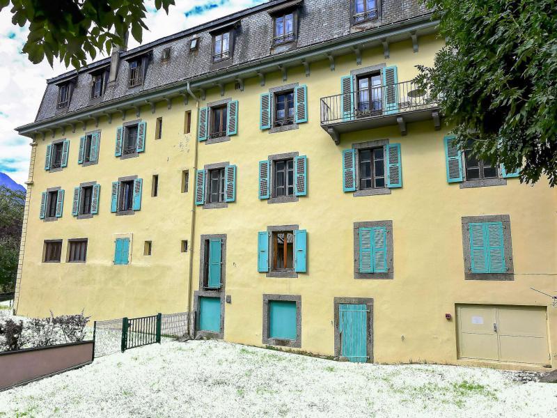 Skiverleih 3-Zimmer-Appartment für 4 Personen (1) - Maison Devouassoud - Chamonix - Draußen im Winter