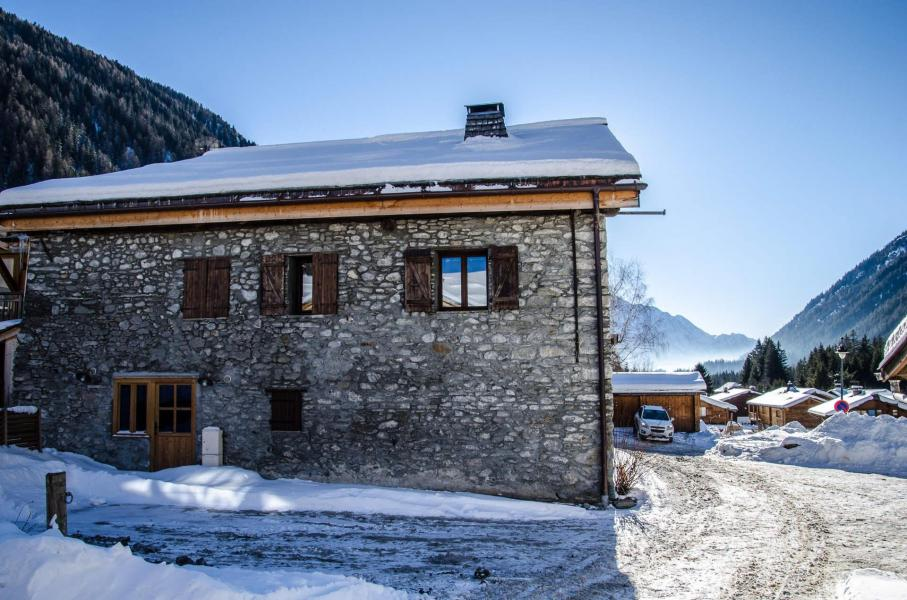 Location au ski Maison La Ferme A Roger - Chamonix
