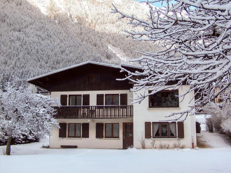 Holiday in mountain resort 3 room apartment 4 people (1) - Maison Novel - Chamonix - Winter outside